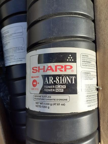 Toner Sharp Ar 810-nt/ar-651 Original R$ 249,99