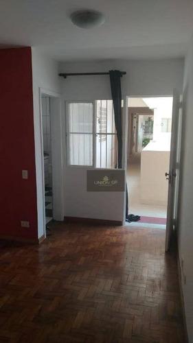 Apartamento Com 3 Dormitórios À Venda, 65 M² Por R$ 410.000,00 - Saúde - São Paulo/sp - Ap39049