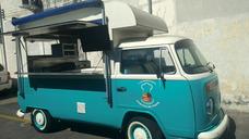 Kombi Food Truck / Pegar E Trabalhar