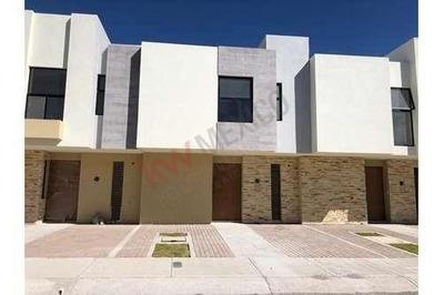 Hermosa Casa En El Refugio, Nueva, Equipada , En Condominio.