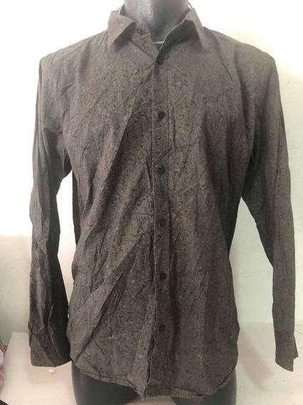 Camisa Calvin Klein Con Estampado