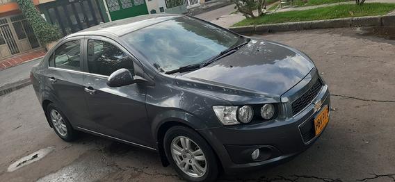 Vendo Vehículo Chevrolet Sonic- Mecánico