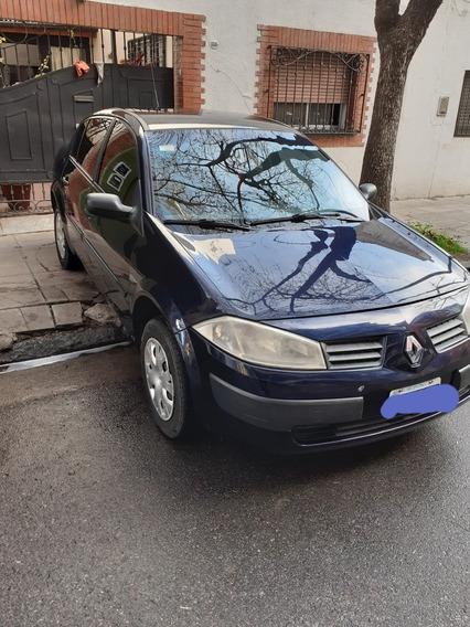 Renault Mégane Ii 1.6 L Confort 2009