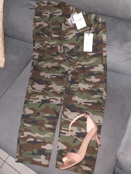 Calça Militar Forever 21