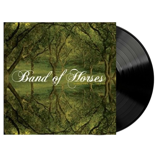Lp Band Of Horses, Everything All The Time