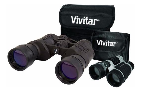 Binoculos Vivitar 4x30 E 8x50