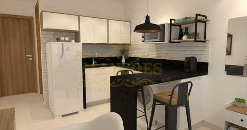 Apartamento, Sala Quarto, Centro Do Rio - Abap10021