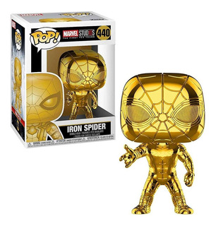 Figura Funko Pop Marvel Ms 10 - Iron Spider 440