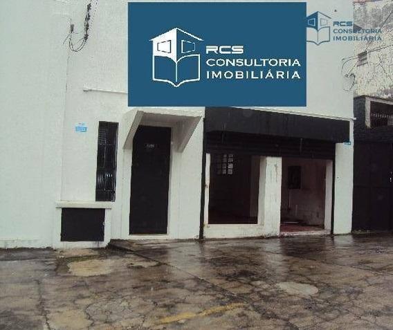 Galpão Para Alugar, 750 M² Por R$ 18.000/mês - Alto Da Lapa - São Paulo/sp - Ga0045