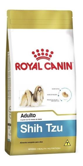 Ração Royal Canin Para Cães Adultos Da Raça Shih Tzu 2,5kg
