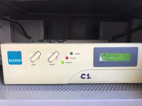 Receptora Sulton Cm-plus P/ Monitoramento De Alarme