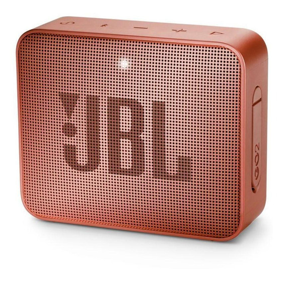 Caixa De Som Original Jbl Go 2 À Prova Dágua Bluetooth 3,1w