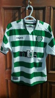 Playera Jersey Celtic Fc 2001