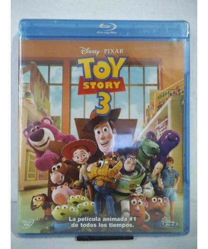 Toy Story 3 Blu-ray + Dvd  Blu Ray Disc