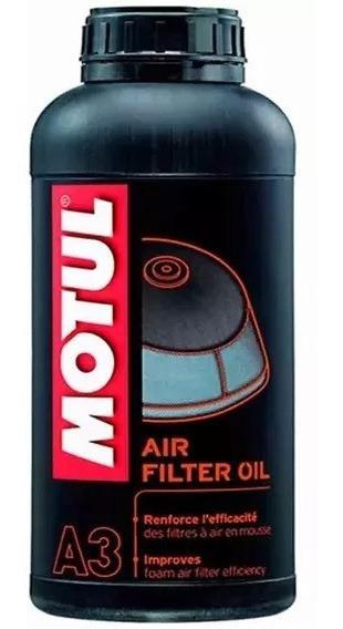 A3 Air Filter Oil Motul-filtro De Ar