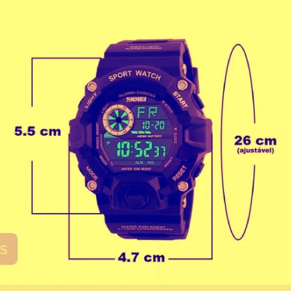 Relógio Sanda Militar Promoção (c/nf).