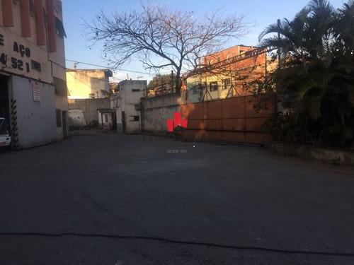 Imagem 1 de 11 de Galpão Industrial Na Região Da Penha  - Pe30008