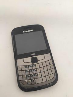Celular Samsung Gts 3350 Chat Mp3 Sem Carregador Tim