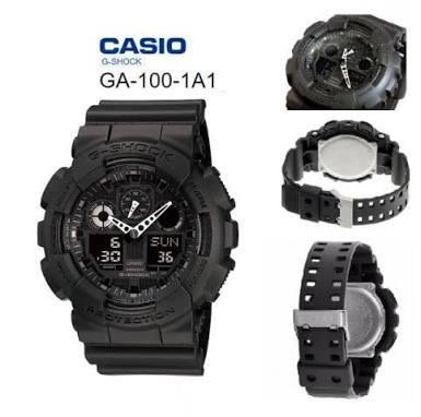 Relógio Casio G-shock Ga100 Original