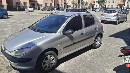 Peugeot 206 2003 1.6 16v Soleil 5p