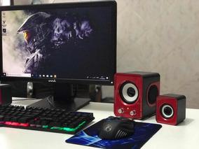 Desktop Dell De Altíssimo Desempenho Semi Novo