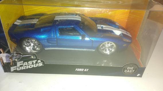 Ford Gt Velozes E Furuisos 5 - Operação Rio