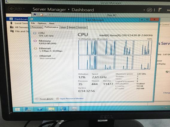 Servidor Supermicro X7db8 2x Xeon 2.33 - 8gb Ram 2u