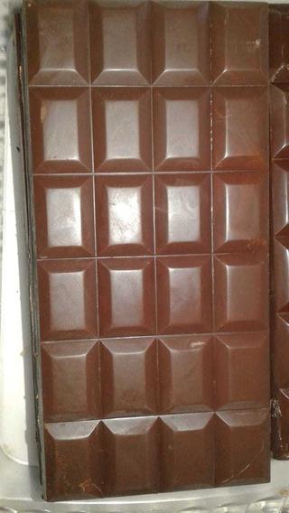Tableta De 100% Chocolate Artesanal Sin Aditivos 100grs