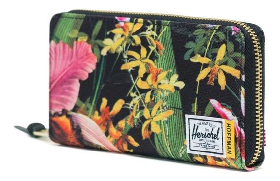 Billetera Herschel Thomas Jungle Mujer Original