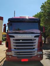 Scania R-440 6x4 Bug-leve Optcruise Unico Dono Tomatinho