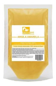 Argila Para Estética Amarela 1kg Dermare