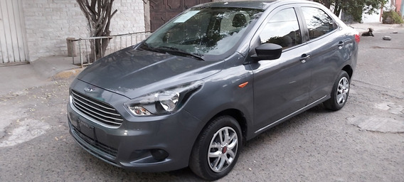 Ford Figo Impulse Modelo 2018
