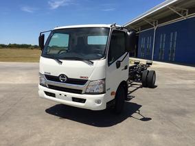 Camión Hino 816 Automático Chasis 5ton(serie300)grupo Toyota