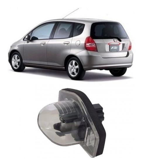 Lanterna De Placa Honda Fit 2004 Até 2014 Crv 2012 Até 2016