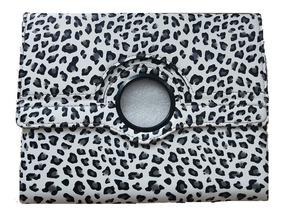 Case Capa Suporte Proteção Apple iPad 2 3 4 Onça Estampado