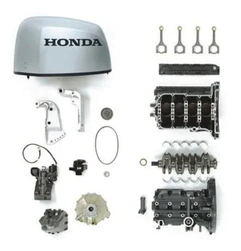Imagem 1 de 4 de Honda Motor De Popa