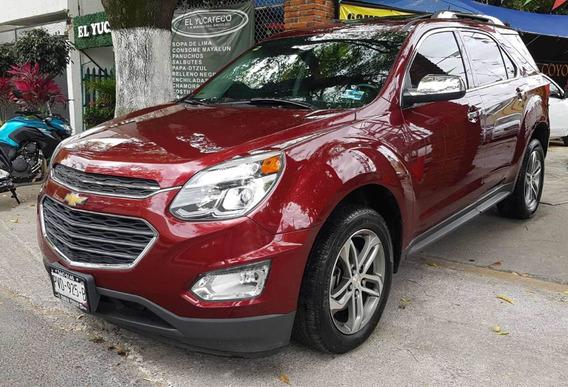 Chevrolet Equinox 2.4 Premier At 2017