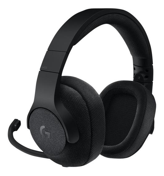 Auriculares Gamer G433 7.1 Logitech G