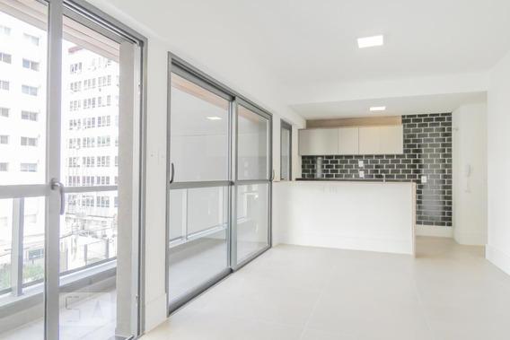 Apartamento Para Aluguel - Itaim Bibi, 1 Quarto, 53 - 893018782