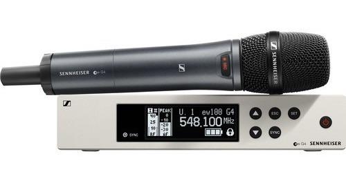 Sennheiser Ew 100 G4 835-s Com 1 Mic Mmd 835 - Lj. Platinum