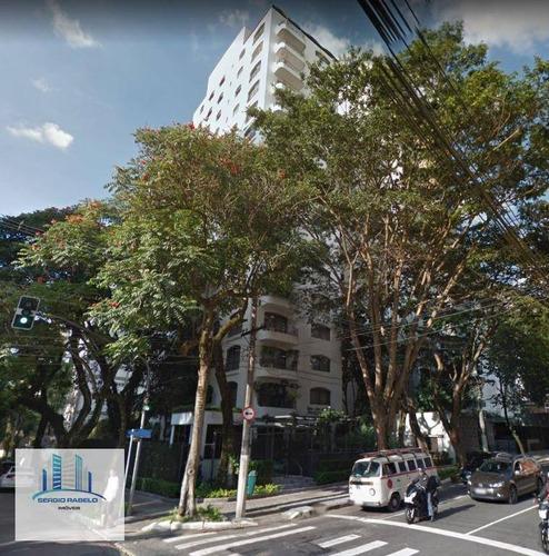 Imagem 1 de 30 de Apartamento Residencial À Venda, Moema Índios, São Paulo. - Ap2996