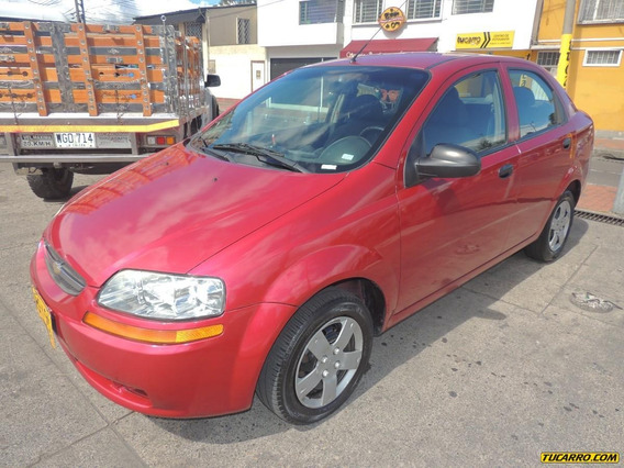 Chevrolet Aveo Family 1400 Cc