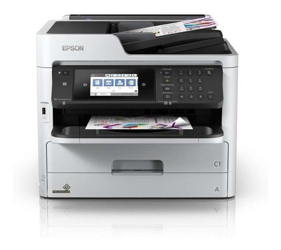 Impressora Multifuncional Epson Workforce Pro Wf-c5710 5710