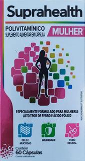Suprahealth Mulher Polivitaminico Catarinense