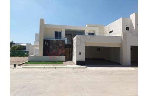 Arquitectura Moderna - Casa En Venta En Punta Del Lago (poniente De Hermosillo)