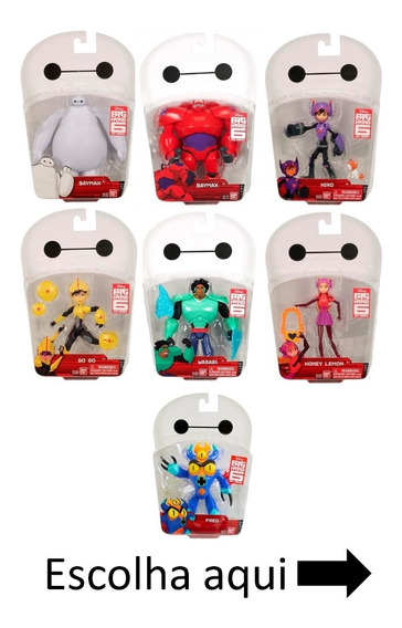 Big Hero 6 Figura De Ação Escolha O Seu
