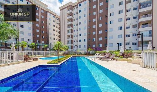 Imagem 1 de 6 de Apartamento Com 3 Dormitórios À Venda, 64 M² Por R$ 427.600,00 - Sacomã - São Paulo/sp - Ap50106