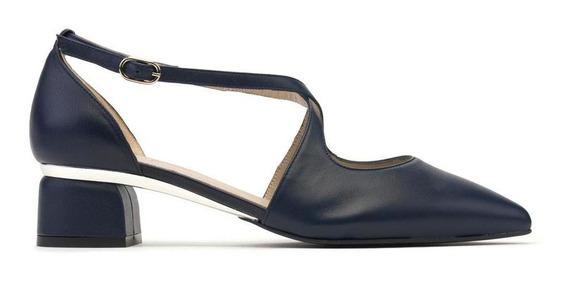 Zapato Vestir Mujer Piel Zapatilla Prada Mx