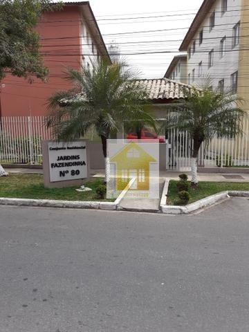 Apartamento A Venda No Bairro Fazendinha Em Curitiba - Pr.  - 434-1