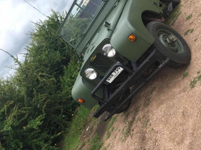 Jeep Land Rover S